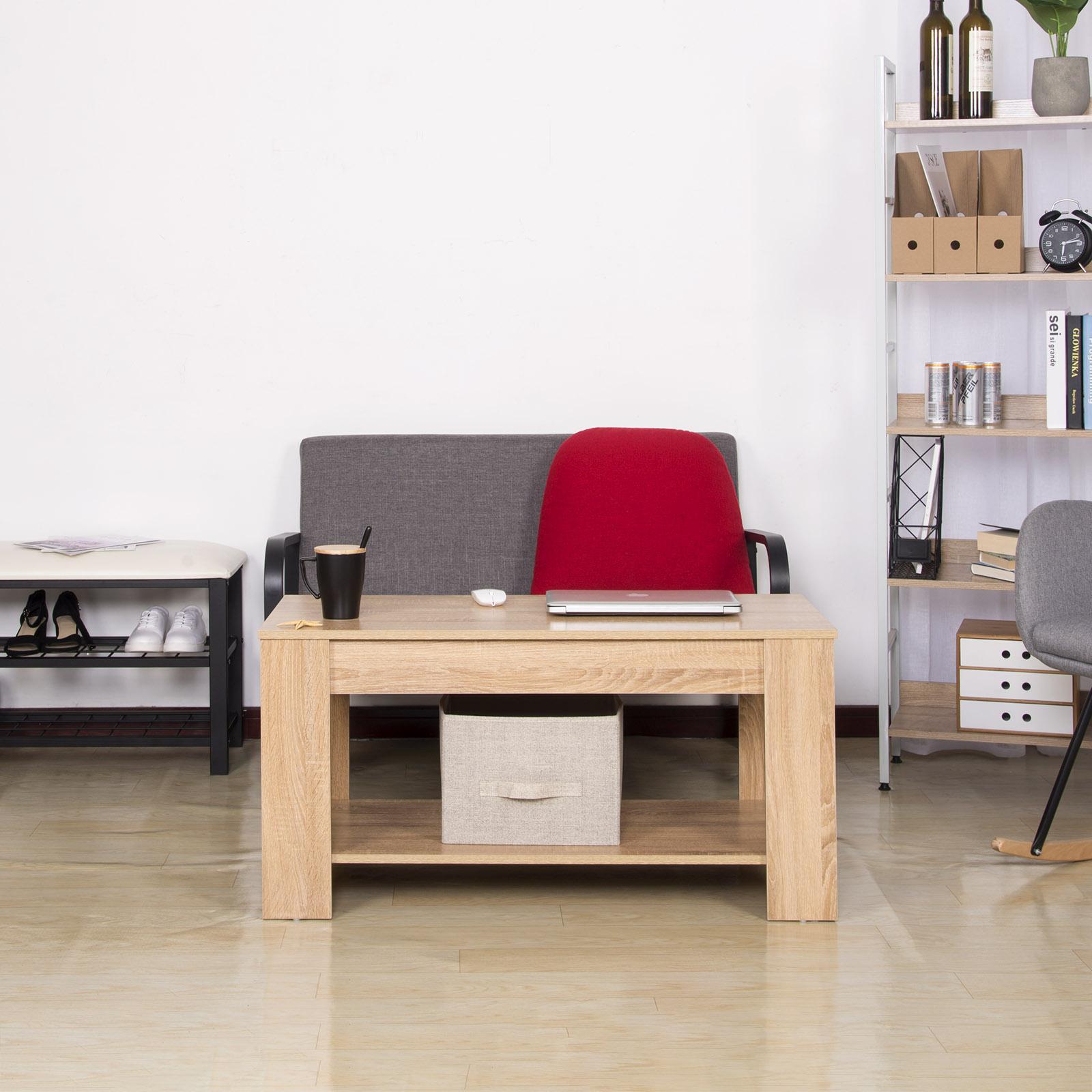 beistelltisch sofatisch couchtisch wohnzimmertisch mit. Black Bedroom Furniture Sets. Home Design Ideas