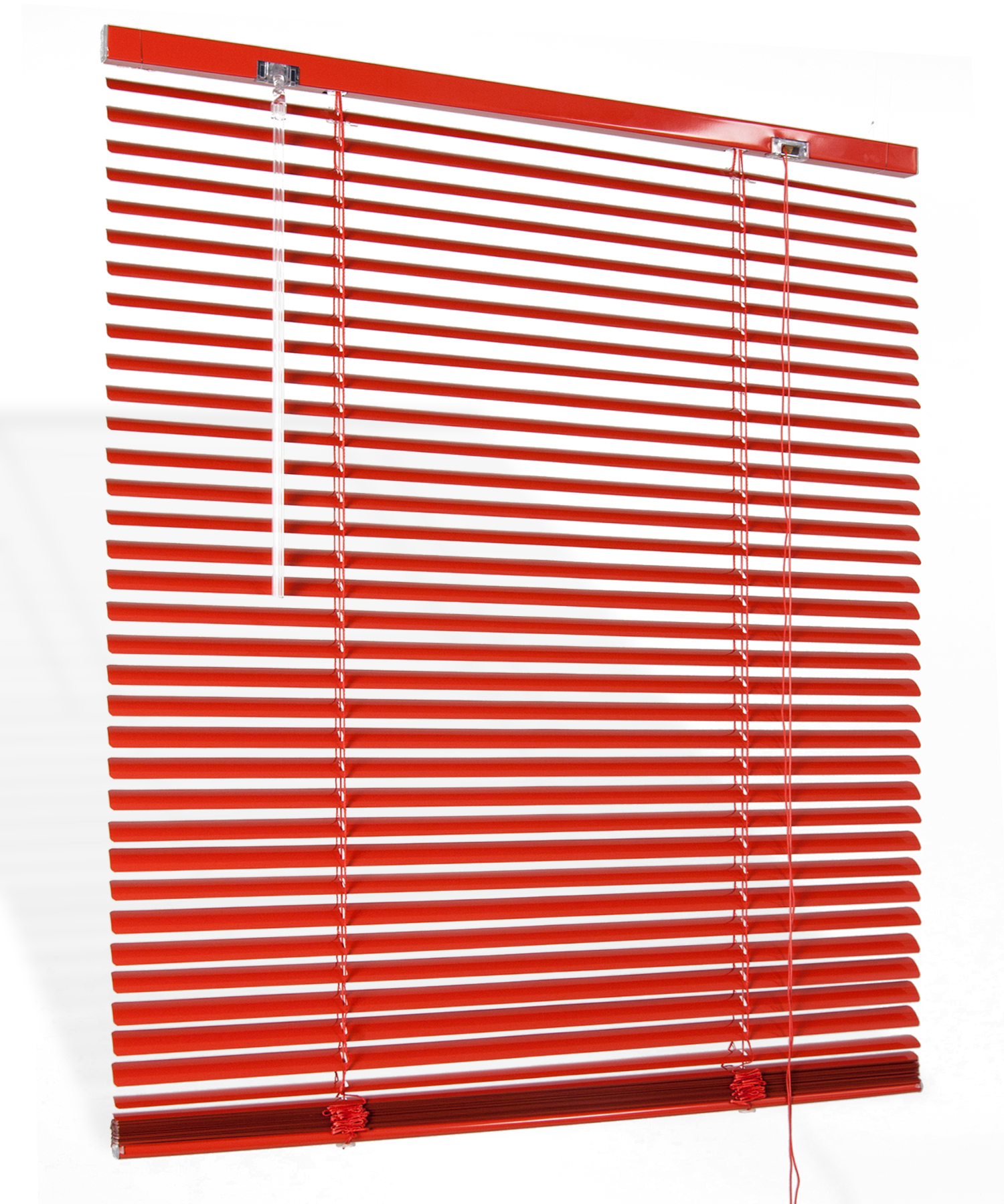 alu aluminium jalousie rollo klemmfix schalusie jalousien klemmfix rot 207 ebay. Black Bedroom Furniture Sets. Home Design Ideas