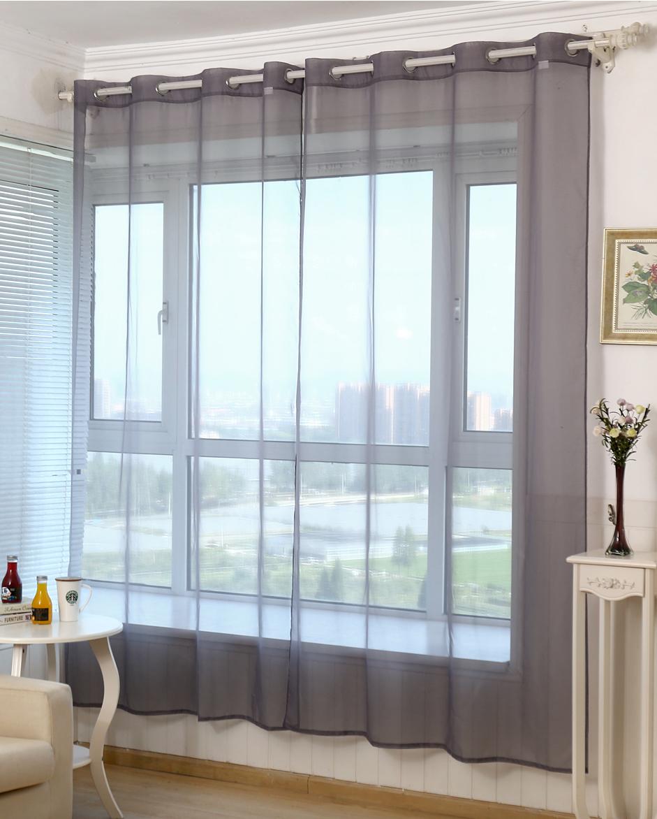 Gardinen-Vorhang-transparent-Osenschal-Kraeuselband-Dekoschal-Fenster-Stores-307