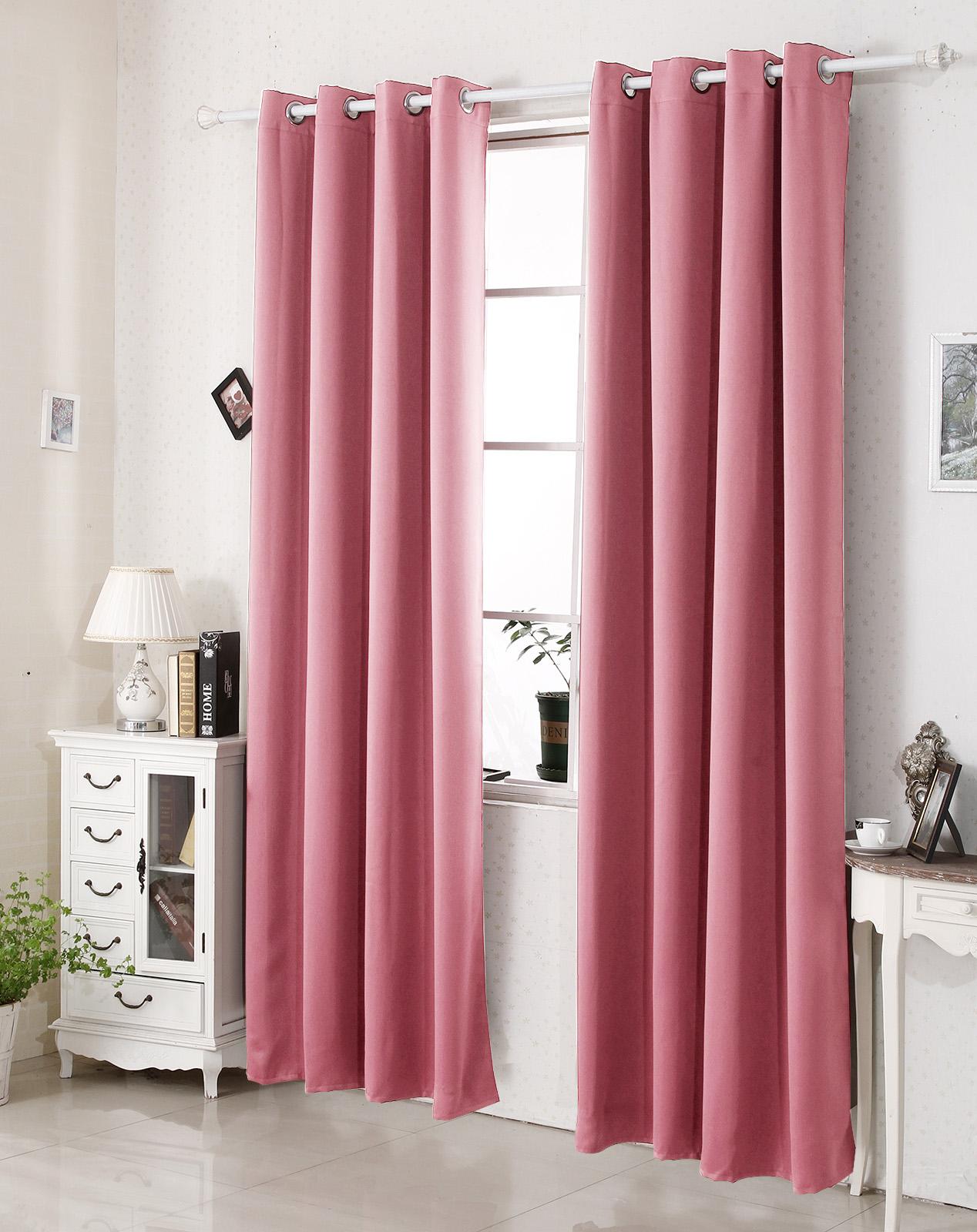 gardine vorhang blickdicht verdunkelungsgardine thermogardine thermo sen 329 ebay. Black Bedroom Furniture Sets. Home Design Ideas