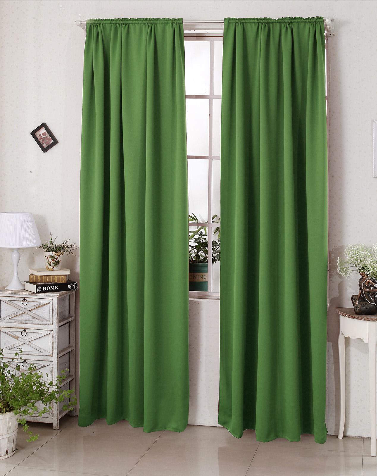 gardinen vorhang blickdicht kr uselband thermogardine verdunkelungsgardine 330 ebay. Black Bedroom Furniture Sets. Home Design Ideas