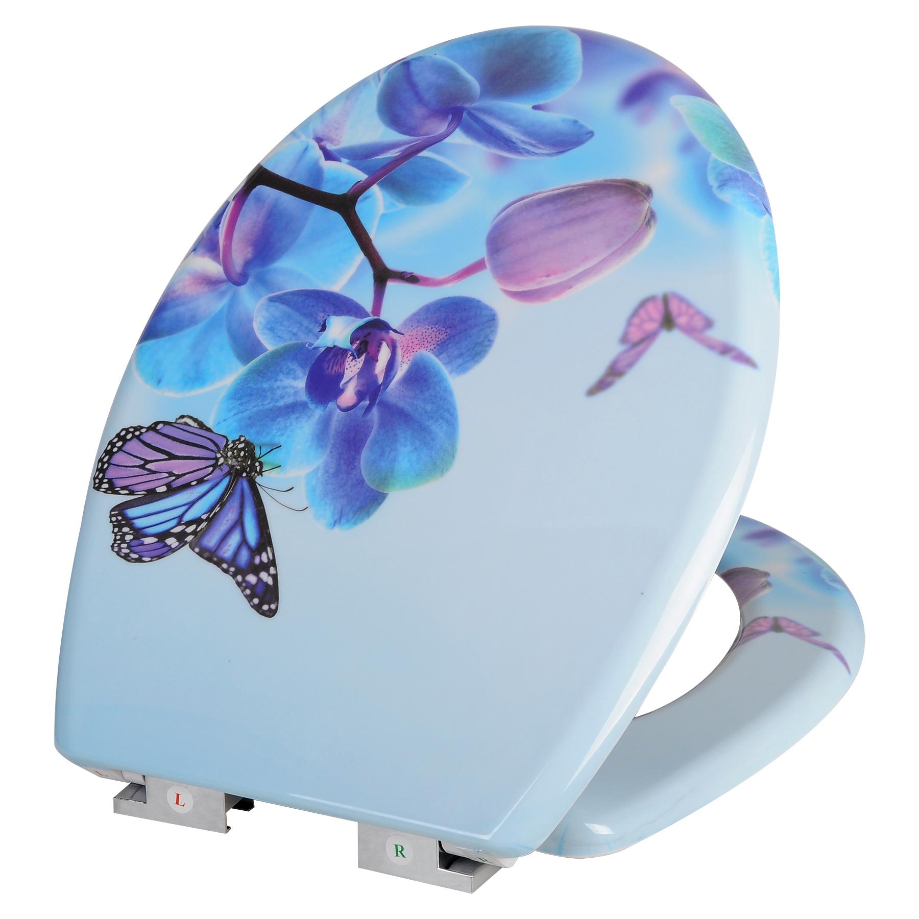 toilettensitz toilettendeckel wc deckel duroplast brille sitz klobrille ws2448 4250367124482 ebay. Black Bedroom Furniture Sets. Home Design Ideas