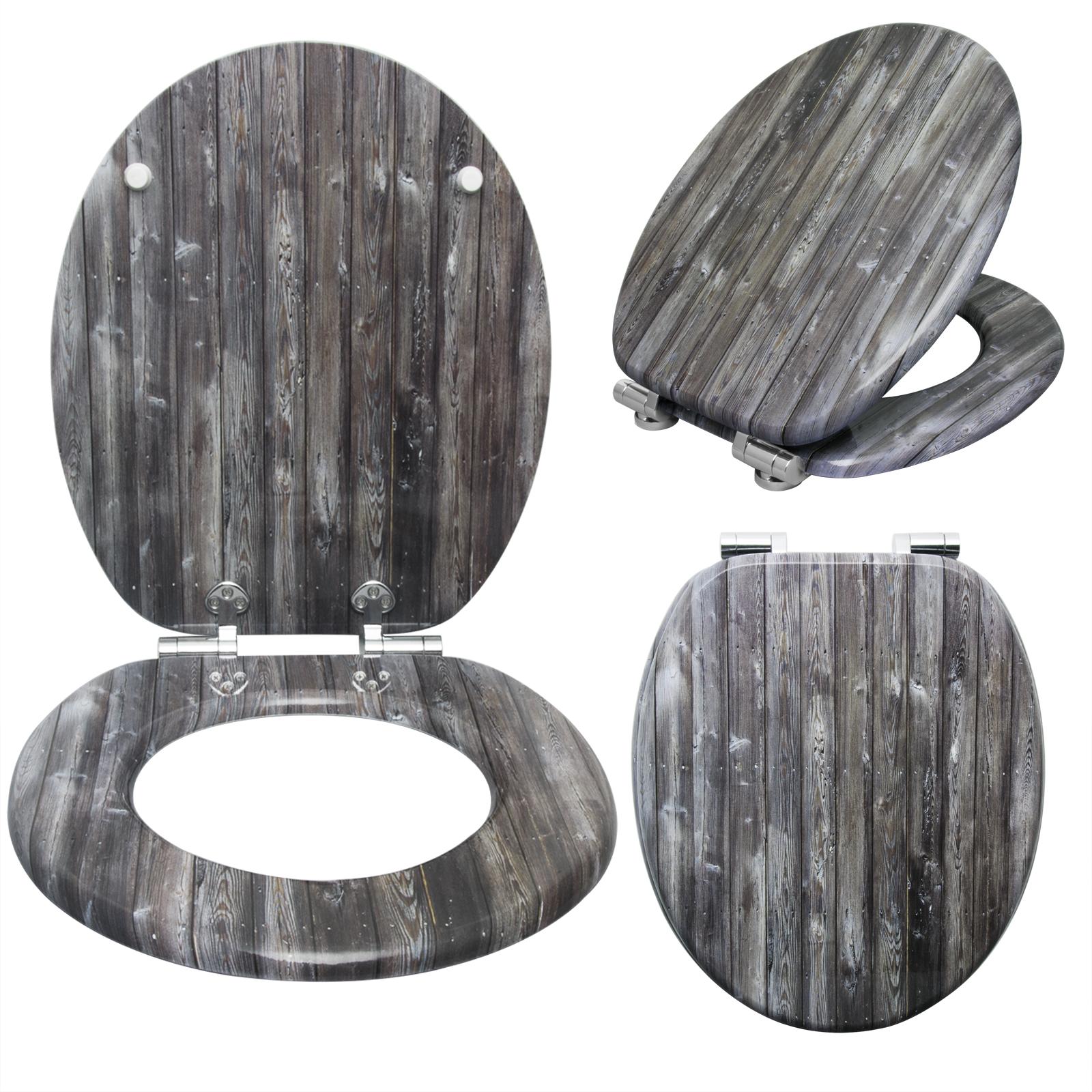 toilettensitz wc sitz klodeckel mdf brille klobrille deckel toilettendeckel 95. Black Bedroom Furniture Sets. Home Design Ideas