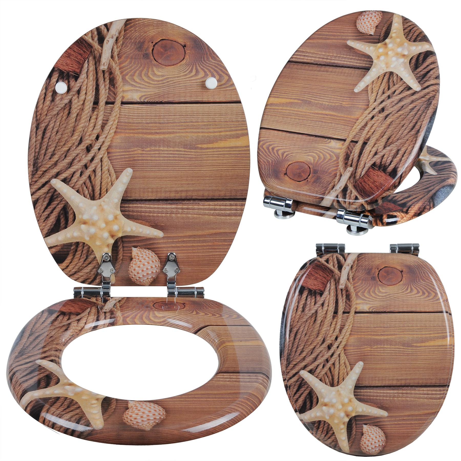 wc sitz toilettensitz klodeckel toilettendeckel mdf duroplast deckel brille 339. Black Bedroom Furniture Sets. Home Design Ideas