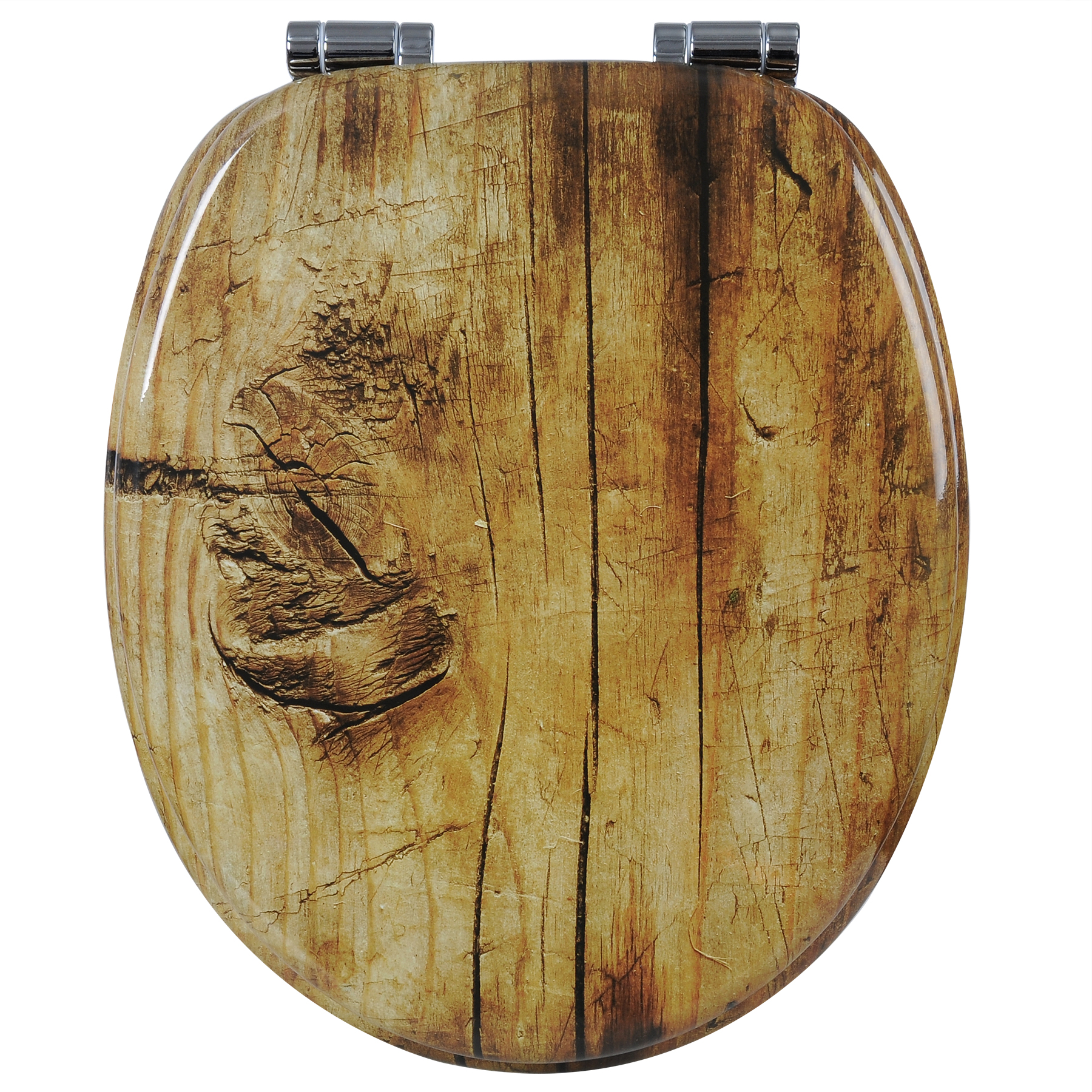 wc sitz toilettensitz klodeckel mit absenkautomatik mdf klobrille deckel e046 ebay. Black Bedroom Furniture Sets. Home Design Ideas