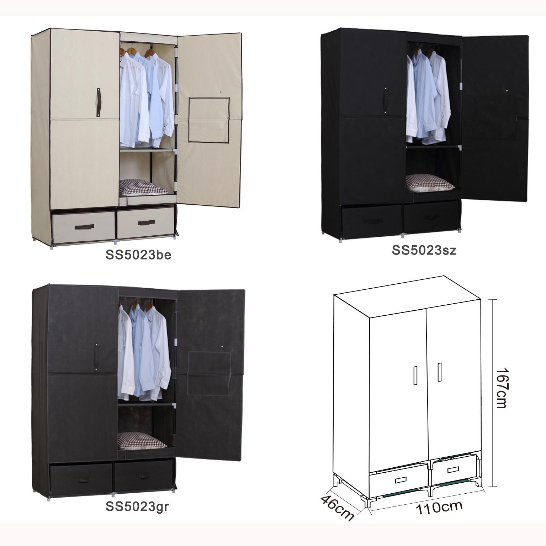 Kleiderschrank Faltbar ~ Hausdesign.pro