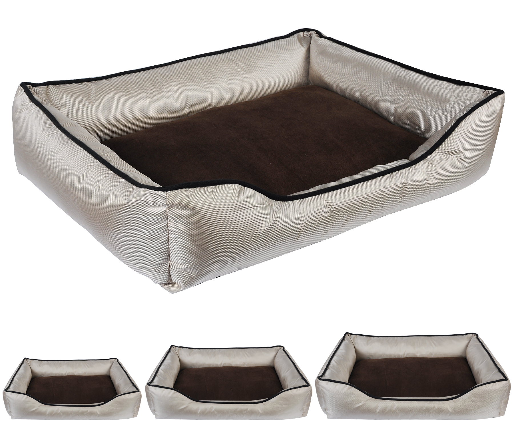 lit coussin canap pour chien couverture animaux panier lit xl xxl xxxl 368 ebay. Black Bedroom Furniture Sets. Home Design Ideas